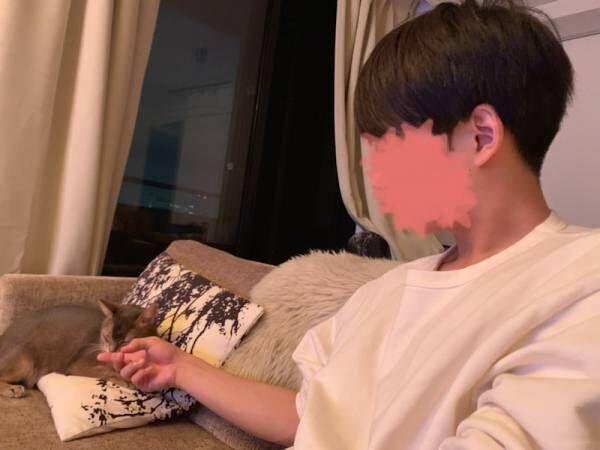 あいのり・桃、彼氏との半同棲スタートを報告「安心感が半端ない…」