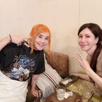 野沢直子、KABA.ちゃんと過ごす大好きな時間「これは人生の宝といっても過言ではない」