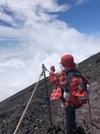 4男1女の母・敦子、息子たちと毎年行う登山「継続は力なり」