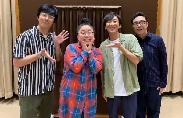 ニッチェ・江上、東京03とのラジオコントの台本を手掛け「震えが止まらないお仕事依頼でした」