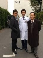 水谷豊・反町隆史と『相棒』ショット「最高な一日でした!」
