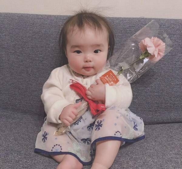 ニブンノゴ!宮地、ブログを開始し娘の写真を公開「とにかく楽しい毎日」
