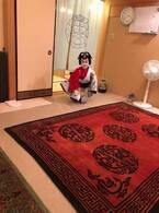 市川海老蔵、麻央さんの誕生日に長男・勸玄くんと共演し「今日はママ孝行できたね」