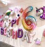 瀬戸朝香、6歳を迎えた娘の為に部屋を飾り付け「愛情いっぱい」「愛おしいですね」の声