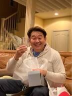 花田虎上、娘からのプレゼントに感激「割ってしまったのを見ていたようで」