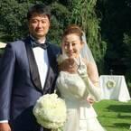 マック鈴木、妻・小原正子の誕生日と結婚記念日を迎え「ダブルお祝い!」