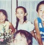 真山景子、幼稚園の頃の写真を公開「私の40年をちょっと振り返って」