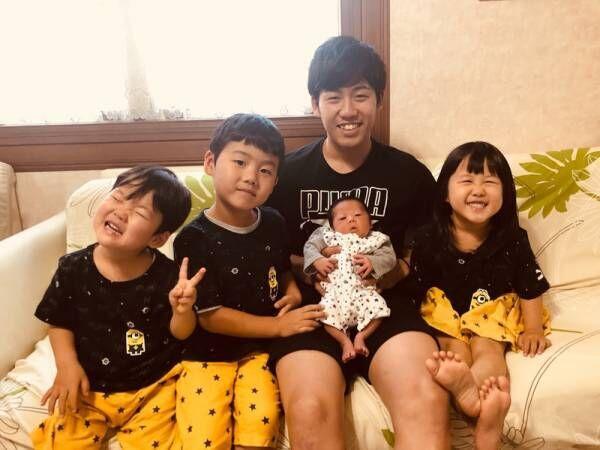 遠藤航、第4子の誕生に立ち合い「妻には感謝の言葉しかありません」