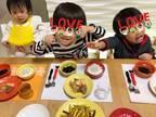 大渕愛子弁護士、子ども達との食事風景に「明るい食卓」「良いねぇ3兄妹」の声