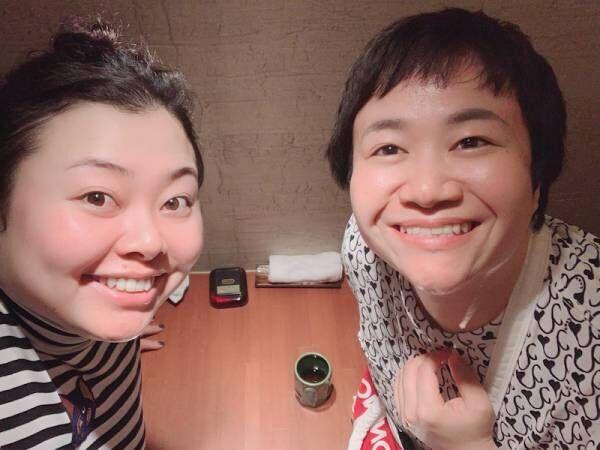 渡辺直美、ハリセンボン春菜と食事へ「もうおしゃべりが止まらなくて」