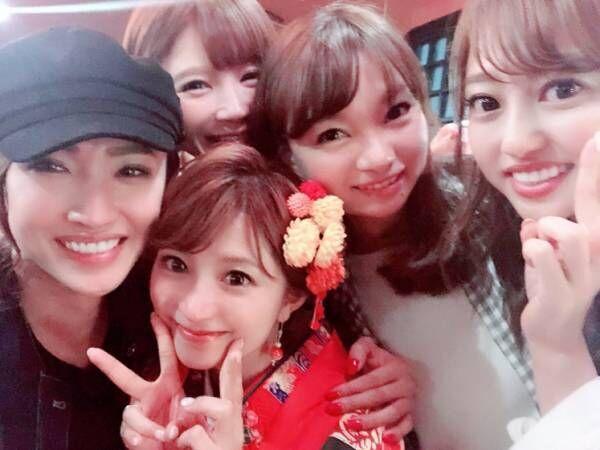 ゆしん、矢口真里の結婚式で菊地亜美らとの集合ショットを公開「こっちまで幸せな気分になっちゃいます」