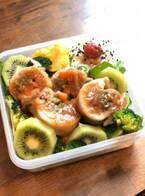 みきママ、レンジで作る肉巻き弁当を紹介「栄養満点!!カロリー満点!!」