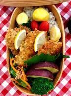 渡辺美奈代、次男に用意した栗ご飯のお弁当を公開「綺麗!」「美味しそう」の声