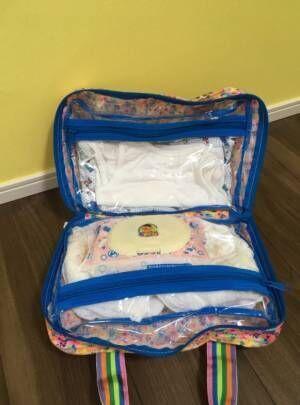 ぺこ、マザーズバッグの中身を初公開「めちゃくちゃ気に入っています!」