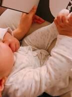 本田朋子アナ、寝かしつけで息子の背中スイッチ作動し大暴れ「油断はできません」