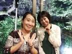 """キンタロー。「またひとつ顔デカ伝説」""""元祖アイドル""""堀ちえみとの写真を公開"""