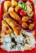 はなわ、義母が作った体育祭用の弁当を公開「美味しそうです」