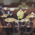 Nosuke、ドラムを演奏している動画を公開「カッコ良すぎ」「はんぱない」の声