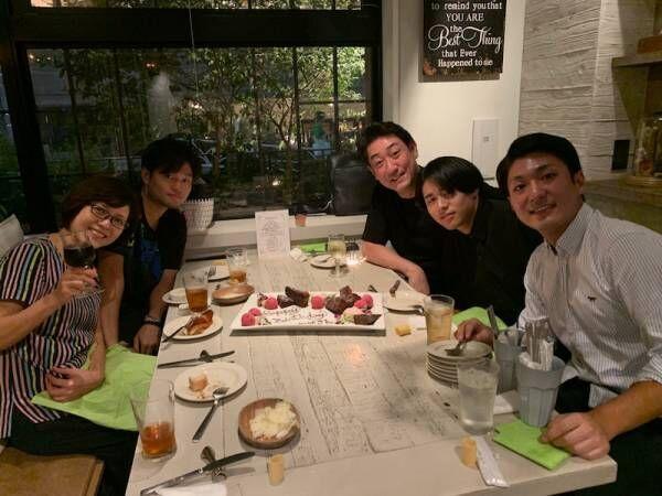 父・中村芝翫が誕生日会でのサプライズに赤面「家族大爆笑でした笑」