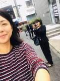 AKINA、久しぶりに吉岡美穂とモーニング「とっても楽しい時間でした」