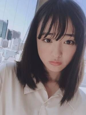 大友花恋、近況報告と自撮り写真に「ドキっとした」「可愛い」の声