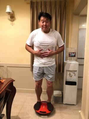 花田虎上、トレーニング方法を変えて良かったと思うこと「自分の体を使って楽しんでいます」