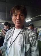 大島康徳、妻が見て笑った写真を公開「どうも!フランケン大島です」