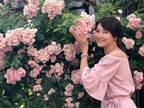 藤崎奈々子、入籍への祝福に感謝「ふんわりのんびりと過ごしていきたいと思います」