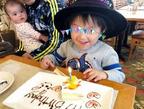 大渕愛子弁護士、長男4歳の誕生日をお祝い「感心させられる毎日です」