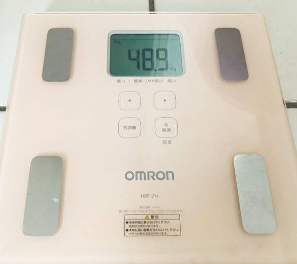 hitomi、減り始めた現在の体重を明かす「51キロ台をキープしている状態でしたが」