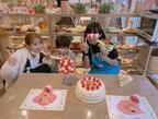 辻希美、子どもたちと食品サンプル作りを体験「写真だと完全に本物に見えるね!!!!」