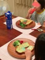 花田虎上、子ども達が喜びそうなパンを購入「良い物見つけた」