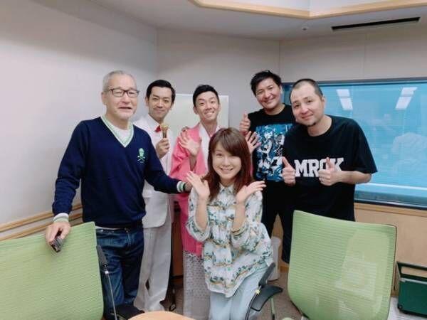 天津・木村、大竹まことのラジオ番組に出演もまさかのハプニング「みんなポカーン」