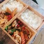 仁香、約3か月待った息子の弁当箱を公開「慣れてなくて手際悪い」