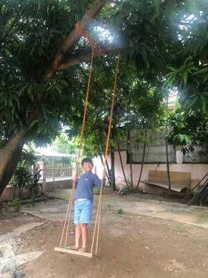 ダイアモンド☆ユカイ、妻から届いたフィリピン留学中の子どもの様子「えっ!!!それだけっ!!!」