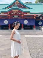 白石みき、妊娠5か月を迎え報告「お腹の中の子の日々の成長に驚き」