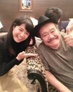 """松尾依里佳、""""局長""""西田敏行への感謝をつづる「言葉で言い表せません」"""