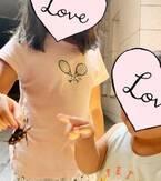 加護亜依、カブトムシを持った娘の写真を公開「苦手だったのに掴めるように」