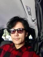 稲垣吾郎、赤のチェックシャツ姿で自撮り「僕としては珍しい」