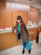 小柳ルミ子、海外のZARAで購入したコートを公開「お買い物上手」「マジで安い」の声