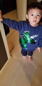 小原正子、まもなく3歳を迎える次男「はち~だいすきよ」