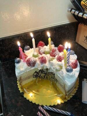 野沢直子、次女の誕生日に理性を失う「食欲て怖いわ」