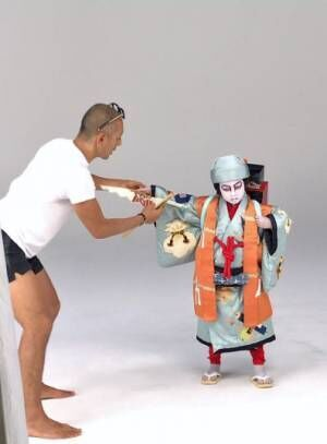 市川海老蔵、息子・勸玄くん6歳での挑戦に「成田屋に生を受けた宿命です」
