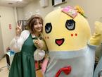 神田沙也加、心から尊敬しているふなっしーと共演「可愛さだけじゃなくて」