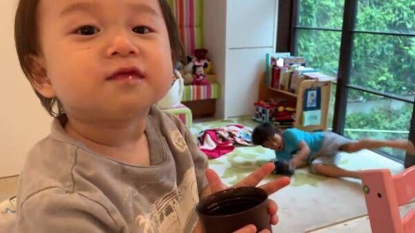 東尾理子、片づけても散らかってしまう部屋「おおらかな気持ちで子どもたちと過ごしたい」
