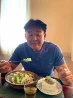 花田虎上、ダイエット中のマイルールは「お腹が空いてなくても出来る限り三食は食べる」