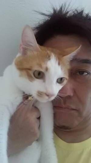 坂上忍、愛猫1歳の誕生日をお祝い「存在感は、すでにベテランの域」