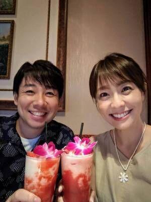 小林麻耶、夫と遅めの夏休み旅行へ「この日を楽しみにしていました!」
