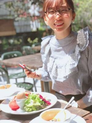 吉木りさ、第1子妊娠をブログで報告 夫・和田正人も「全力の愛で受け止めていきたい」