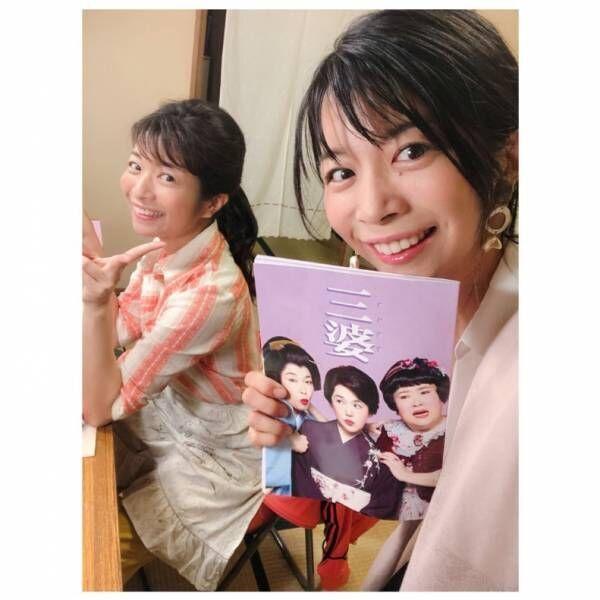三倉茉奈、妹・佳奈からパワーをもらう「いつも本当に助かります」